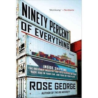 Ninety Percent of Everything (Reprint) (Paperback)