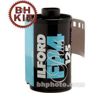 Ilford FP4 Plus Black and White Negative Film 1649697