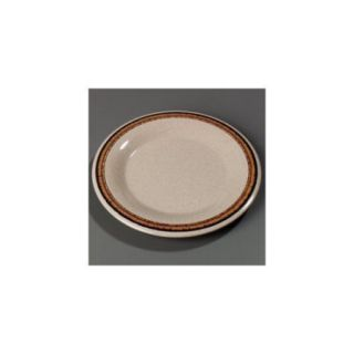 Carlisle Food Service Products Durus 6.5'' Wide Rim Pie Plate (Set of 48)