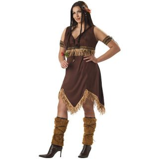 American Indian Princess Halloween Costume   Adult Plus Size 16 22    Buyseasons