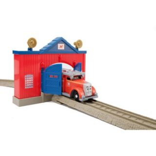 Fisher Price Thomas and Friends TrackMaster Flynn's Fiery Rescue Play Set