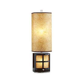 Nova Ventana 26 H Table Lamp with Rectangular Shade