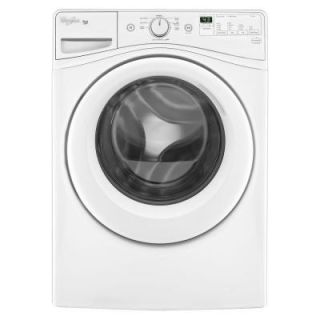 Whirlpool Duet 4.2 cu. ft. High Efficiency Front Load Washer in White, ENERGY STAR WFW72HEDW