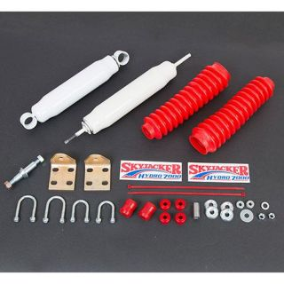 Skyjacker   Dual Steering Stabilizer Kit   Fits 1997 to 2006 Jeep TJ Wrangler, Rubicon and Unlimited