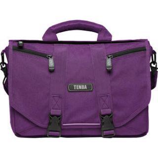 Tenba Photo/Laptop Messenger Bag (Mini, Plum Purple) 638 366