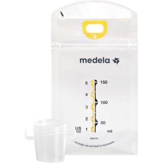Medela Pump & Save Breast Milk Bags (Choose Your Size)