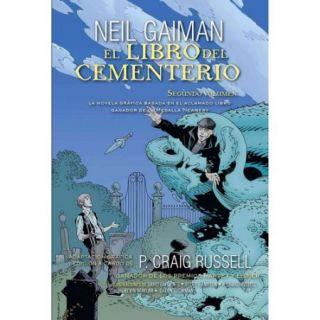 El libro del cementerio 2 / Tha Graveyard 2