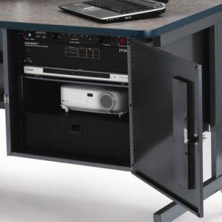 Bretford Manufacturing Inc Height Adjustable Mobile Multimedia