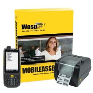 Wasp Mobileasset EDU ENT W/ HC1 & WPL305 Unlimited User 633808927714