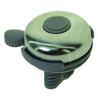 M Wave Chrome Plated Bicycle Bell 420075