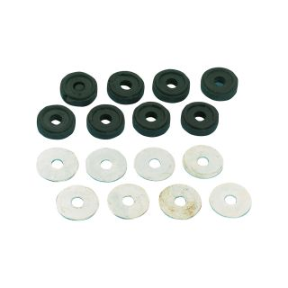 Azusa Rubber Grommet Kit For Plates — Item# 13836 and 13837  Frames   Engine Mounting Plates
