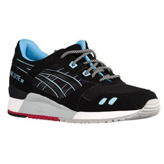 ASICS Tiger GEL Lyte III   Mens   Running   Shoes   Black/Black