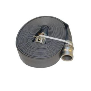 Wacker Discharge/Extension Hose Kit for 3 in. Trash, Diaphragm, and Centrifugal Pumps 5200007849