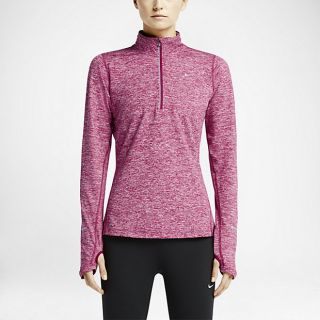 Nike Element Half Zip Womens Running Top.