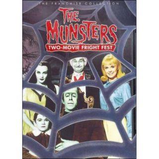 The Munsters: Two Movie Fright Fest   Munster, Go Home! / The Munsters' Revenge (Full Frame, Widescreen)