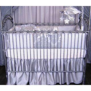 Blueberrie Kids Sterling 4 Piece Crib Bedding Set