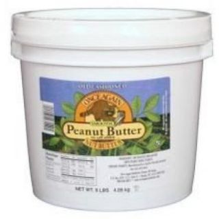Old Fashioned Natural Peanut Butter Smooth No Salt 9lb