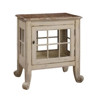 Gails Accents Cottage Window Pane Commode