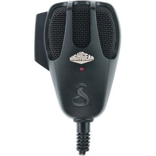 Cobra 4 Pin CB Microphone With Powered 2 Transistor Amp With Gain