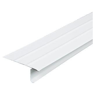 Amerimax 2.43 in x 10 ft Galvanized Steel Drip Edge