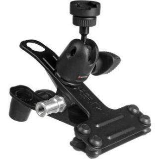 Manfrotto 175F Justin Spring Clamp with Flash Shoe 175F 1