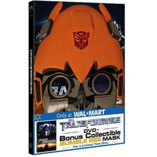 Transformers: Bring Home A Hero (with Bumblebee Mask) (Exclusive) (Widescreen)