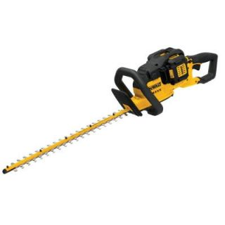DEWALT 40 Volt Max Lithium Ion Cordless Hedge Trimmer DCHT860M1