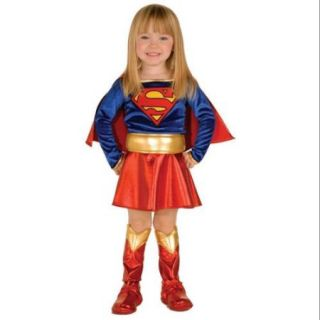 Toddler's Supergirl Costume