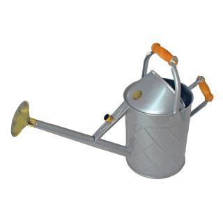 Bosmere 2.4 Gallon Titanium Metal Heritage Watering Can