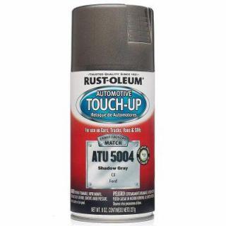 Rust Oleum Automotive 8 oz. Shadow Gray Auto Touch Up Spray (Case of 6) ATU5004