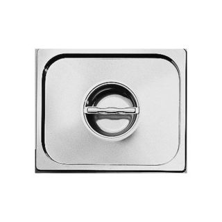 Stainless Steel Lid with Seal for Hotel Pan by Paderno World Cuisine