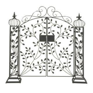 Captivating Metal Garden Gate   17289389   Shopping