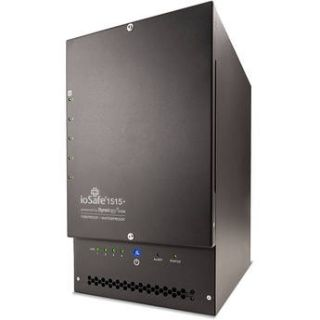 IoSafe 1515+ 90TB 5 Bay NAS Server with 1 Year DRS Pro NDE615 1