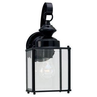 Single light Jamestowne Outdoor Wall Lantern Fixture   16787643
