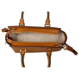 dee442116036e9 ... Michael Kors Selma Saffiano Leather Medium Satchel Luggage Selma ...