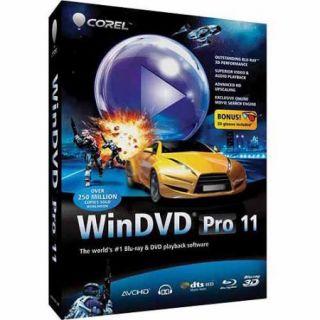 Corel Windvd Pro 11 En (Windows) (Digital Code)
