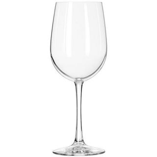 Libbey Vina II 16 oz Sheer Rim Tall Wine Glasses (Pack of 12)