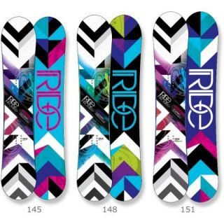 Ride Promise Snowboard   Womens   2010/2011