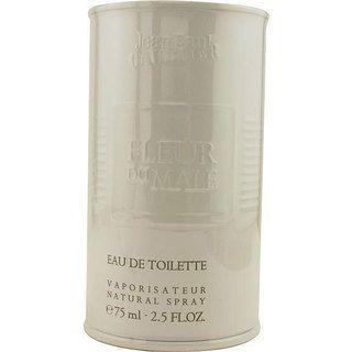 Jean Paul Gaultier Fleur Du Male Mens 2.5 ounce Eau de Toilette Spray