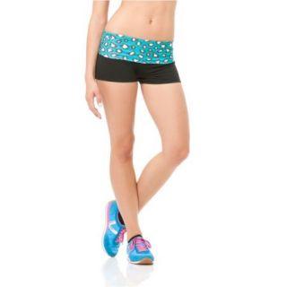 Aeropostale Juniors Animal Yoga Athletic Workout Shorts