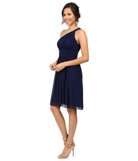 Donna Morgan Rhea One Shoulder Dress Midnight