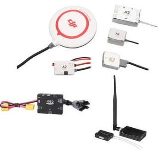 DJI A2 Flight Control System with iOSD MARK II and CB.WK.000001