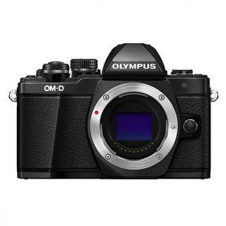 Olympus E M10Mark II 16MP Wi Fi Full HD Camera with Interchangeable 4 42mm II    8159634