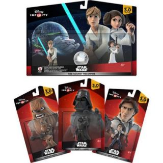 Disney Infinity 3.0 Star Wars Rise Against the Empire Playset and Figure Bundle (Save up to $7)