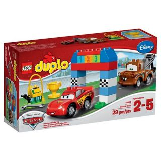 Lego® Duplo® Disney Pixar Cars Disney Pixar Cars™ Classic Race