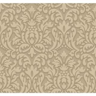 York Wallcoverings 60.75 sq. ft. Dimensional Effects Adele Wallpaper TD4702