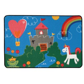Fantasy Fun Kids Rug by Kids Value Rugs