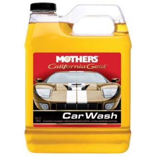 Mothers 64 oz. California Gold Car Wash (Case of 6) 05664