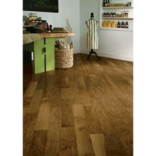 Wildon Home ® 5 Engineered Walnut Hardwood Flooring in Natural