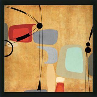 Danielle Hafod Logic and Balance I Embellished Framed Art Print